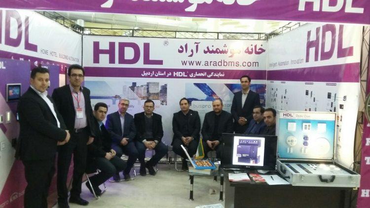 شرکت در هشتمین نمایشگاه تخصصی انبوه سازان