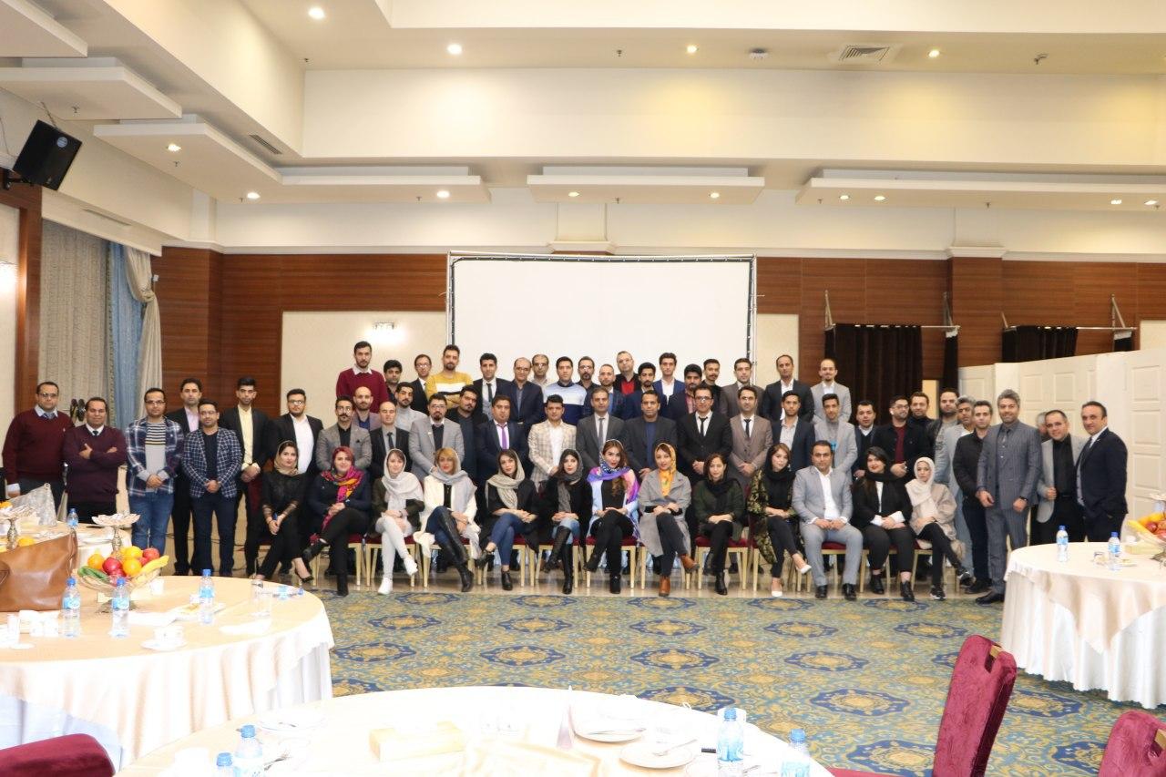 همایش سالانه نمایندگان HDL ایران – پاییز۱۳۹۸