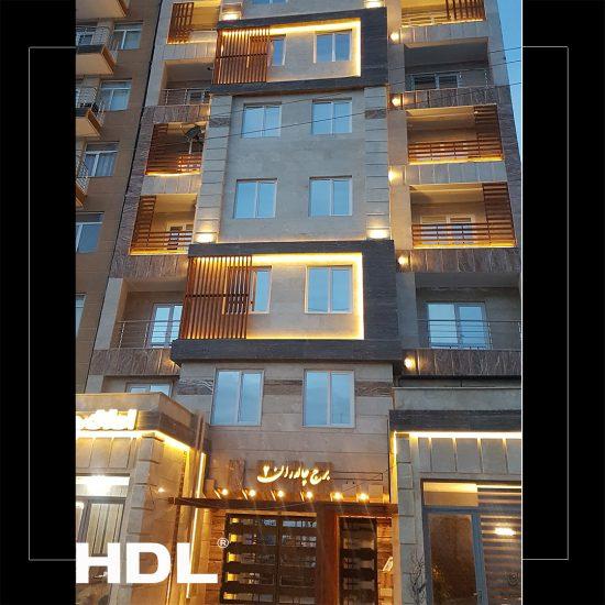 انتخاب ساختمان چالدران دو واقع در شهر توریستی سرعین به عنوان یکی از پروژه های منتخب و فینالیست هوشمند در زمینه ساختمان های هوشمند مسکونی در سال 2018