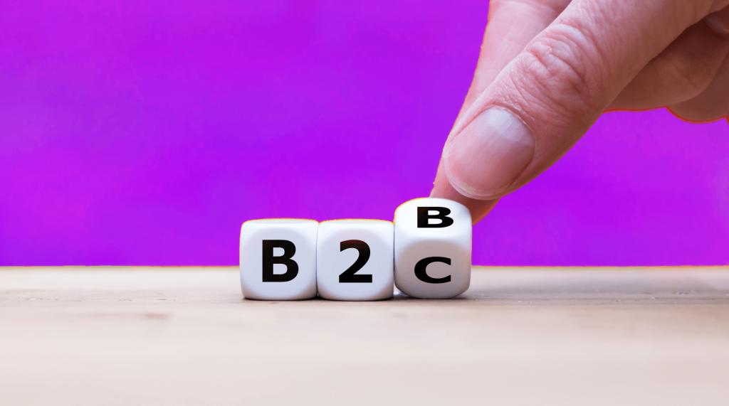 یکبار برای همیشه، معنی B2B و B2C چیست؟